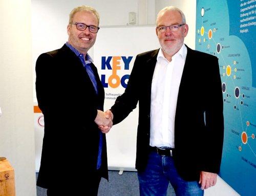 Microshare und KeyLogic vereinbaren strategische Partnerschaft
