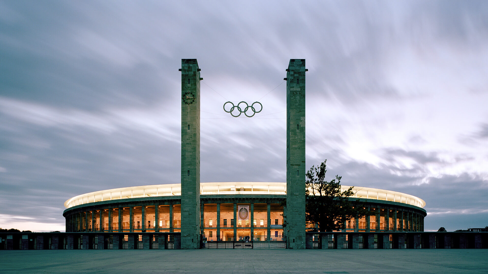 Olympiastation Berlin