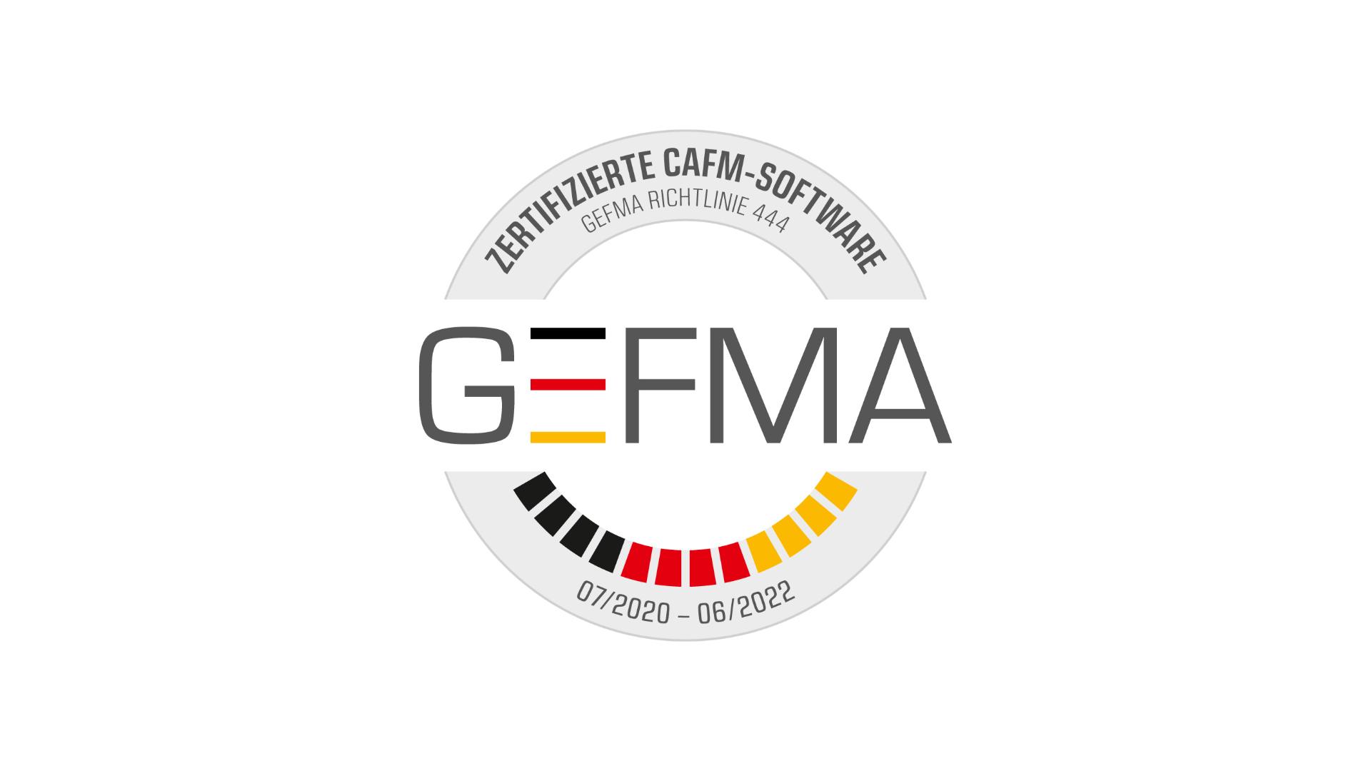 GEFMA zertifiziert